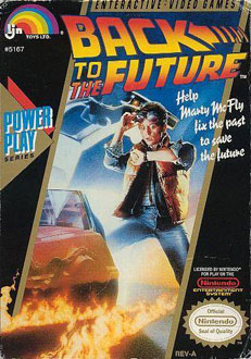 Juego online Back to the Future (NES)