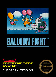 Portada de la descarga de Balloon Fight