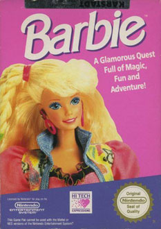 Portada de la descarga de Barbie
