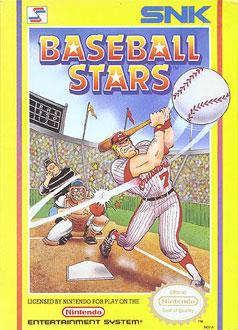 Portada de la descarga de Baseball Stars