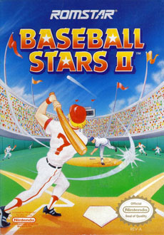Portada de la descarga de Baseball Stars II