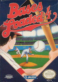 Juego online Bases Loaded 4 (NES)