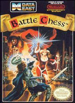 Juego online Battle Chess (NES)