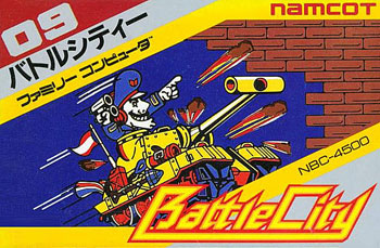 Juego online Battle City (NES)