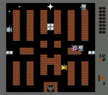 Imagen de la descarga de Battle City
