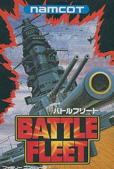 Portada de la descarga de Battle Fleet