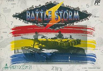 Portada de la descarga de Battle Storm