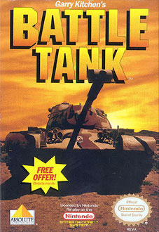 Portada de la descarga de Battle Tank