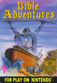 Portada de la descarga de Bible Adventures