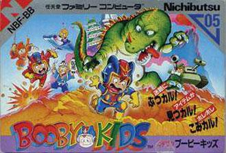 Portada de la descarga de Booby Kids