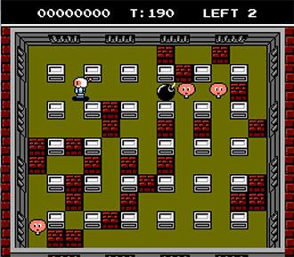 Imagen de la descarga de Bomberman II