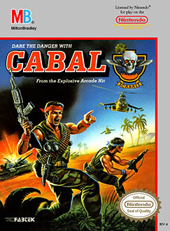 Juego online Cabal (NES)