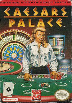 Juego online Caesars Palace (NES)