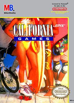 Juego online California Games (NES)