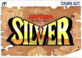 Juego online Captain Silver (NES)