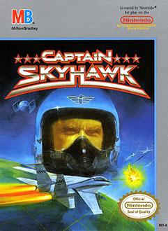 Juego online Captain Skyhawk (NES)