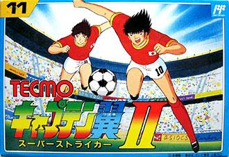 Carátula del juego Captain Tsubasa II Super Striker (Nes)