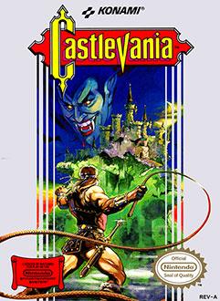 Portada de la descarga de Castlevania