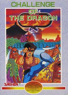 Portada de la descarga de Challenge of the Dragon