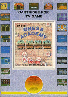 Juego online Chess Academy (NES)
