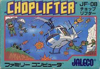 Juego online Choplifter (NES)