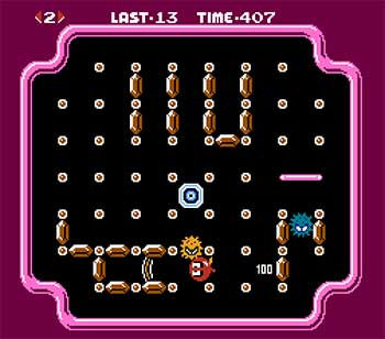 Imagen de la descarga de Clu Clu Land