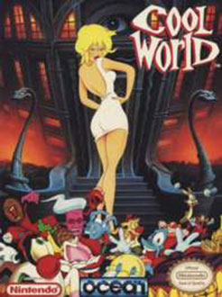 Carátula del juego Cool World (NES)