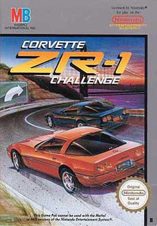Juego online Corvette ZR-1 Challenge (NES)