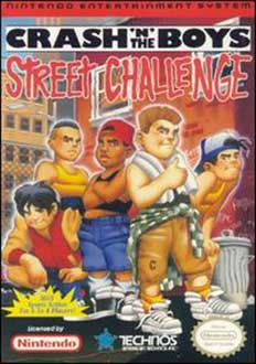Juego online Crash 'N the Boys: Street Challenge (NES)
