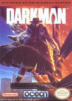 Carátula del juego Darkman (NES)