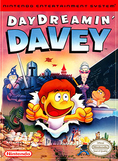 Juego online Day Dreamin' Davey (NES)