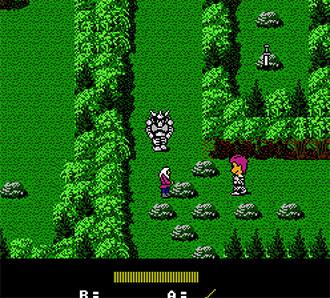 Pantallazo del juego online Day Dreamin' Davey (NES)