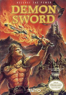Portada de la descarga de Demon Sword