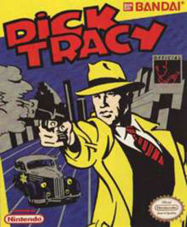 Portada de la descarga de Dick Tracy