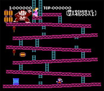 Imagen de la descarga de Donkey Kong Classics