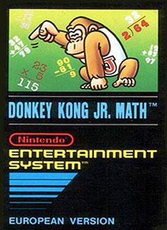 Juego online Donkey Kong Jr. Math (NES)