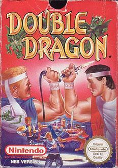 Carátula del juego Double Dragon (NES)