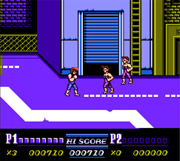Imagen de la descarga de Double Dragon II: The Revenge