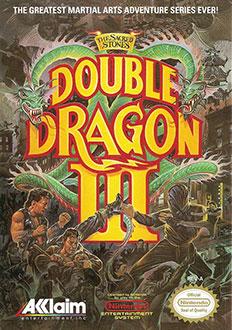 Juego online Double Dragon III: The Sacred Stones