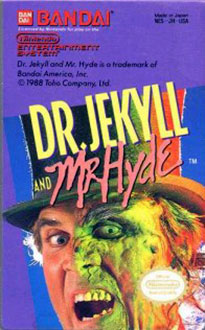 Portada de la descarga de Dr. Jekyll and Mr. Hyde