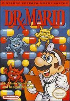 Juego online Dr. Mario (NES)