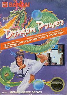 Portada de la descarga de Dragon Power