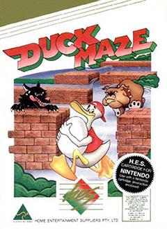 Juego online Duck Maze (NES)