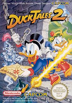 Portada de la descarga de Disney's DuckTales 2