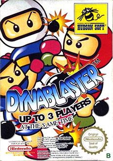Juego online Dynablaster (NES)