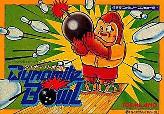 Juego online Dynamite Bowl (NES)