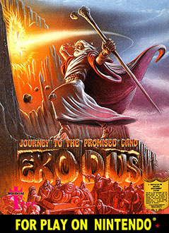 Portada de la descarga de Exodus: Journey to the Promised Land