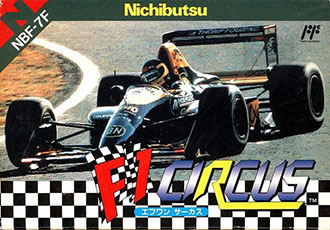Juego online F-1 Circus (NES)