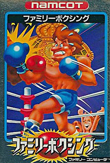 Juego online Family Boxing (NES)