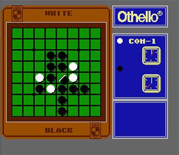 Imagen de la descarga de Family Computer Othello